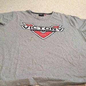 NWOT Victory Motorcycle t-shirt